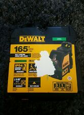 DEWALT Green Cross Line Laser DW088CG Sealed