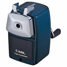 Carl Pencil Sharpener. CC-2000. 5-Points Selector. Manual