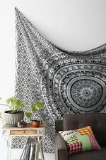 Elephant Mandala Psychedelic Tapestry Throw Indian Tapestries Wall Hanging