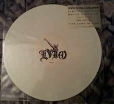 "DIO - ROCK'N'ROLL CHILDREN - 12"" LIMITED EDITION WHITE VINYL 1985"