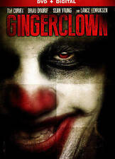 Gingerclown (DVD, 2014) SKU 4102