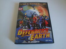 Defenders Of The Earth - Vol. 2 (2007)