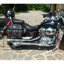 SCARICO COMPLETO (Full Exhaust) MARVING - HONDA VT 750 SHADOW - COD.H/CP31/BC