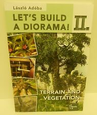 HarVar-d Design Studio Ltd - Let's Build A Diorama II          80 Pages     Book