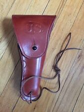 Holster Colt 1911 Government 45 Automatic WWI Repro New Leather