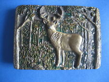 STAG    BELT  BUCKLE  (BK150)