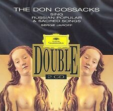 DON COSSACK - Russian Popular And Sacred Songs CD ** Like New / Mint **