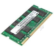 2GB (1X2GB) DDR2-667 PC2-5300 NON-ECC SODIMM Notebook Laptop Memory RAM 200-Pin