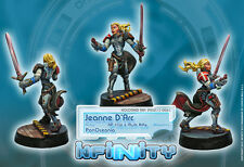 Infinity BNIB PanOceania - Jeanne D'Arc - Special Character,