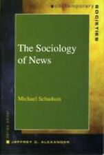 The Sociology of News (Contemporary Sociology)