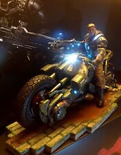 Gears of War 4 Collectors Edition Bike Statue + Frag, Lithograph - No Game - New