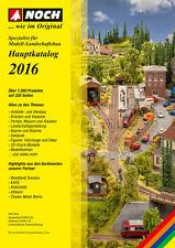 NOCH Katalog 2016 NEU mit Preisliste;