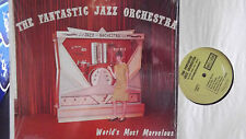 THE FANTASTIC JAZZ ORCHESTRA IN SHRINK FULL SOUND STEREO ON CONCERT RECORDINGS