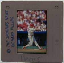 BOB HORNER ST LOUIS CARDINALS ATLANTA BRAVES Yakult Swallows ORIGINAL SLIDE 1