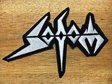 Sodom thrash White Metalcore Rock Music Band Sew Iron On Embroidered Patch