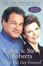 From This Day Forward Cokie & Steven Roberts 2001 Paperback Novel