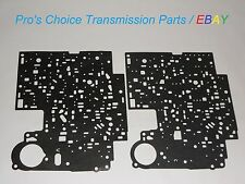 1993-2000 4L60E Automatic Transmission Valve Body Separator Spacer Plate Gaskets
