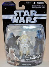 Star Wars Saga Collection Snowtrooper Battle Of Hoth 2006 New In Package