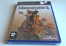 PS2: Magna Carta - PAL Version. Italienisches Cover - englishes Spiel *Neu*