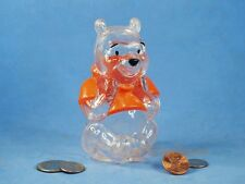 Cake Topper Decoration Disney Winnie the Pooh Coin Bank Toy Figure Model K1218 C