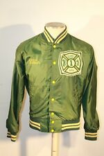 Vintage West Wind by Buccaneer Columbia Engine OFD Fire department Jacket size S