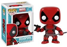 "Funko POP Marvel: Deadpool Bobble Head Vinyl Figure ""Free Delivery"""