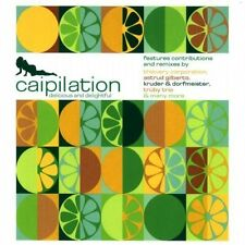 Caipilation (2001) Trüby Trio, Thievery Corporation, A Forest Mighty Blac.. [CD]