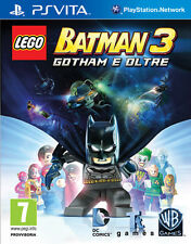 LEGO Batman 3 - Gotham E Oltre SONY PS VITA IT IMPORT WARNER BROS