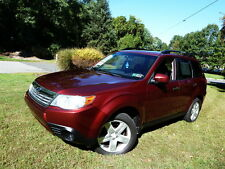 2009 Subaru Forester 2.5X AWD 4WD PREMIUM PACKAGE! PZEV! WINTER READY!