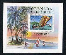 grenada grenadines 1976 bf18 turismo  mnh