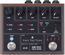 Free The Tone Ambi Space Reverb Pedal