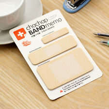 Lovely 3-Size Bandage Notes -Memo Sticker Sticky Band-aid Bookmark Marker DIY