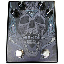 Black Arts Toneworks Crown Of Horns Fuzz Guitar Effects Stompbox Pedal