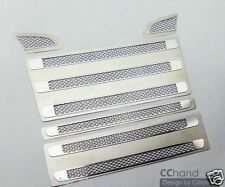 Metal Mesh Grille for 1/14 Tamiya Scania R470 R620 Tractor Truck with 3M type