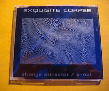 KK Records - kk 082 cds - Exquisite Corpse - Strange Attractor / X-Out - Techno