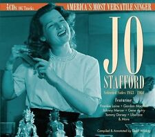 Selected Sides 1943-1960 [Box] by Jo Stafford (CD, Oct-2013, 4 Discs, JSP (UK))