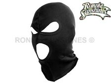 Paintball skirmishr 3 Fori Nero Cotone Balaclava
