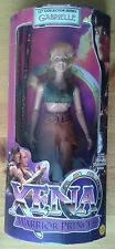 "Gabrielle 12"" Collector Series doll Xena Warrior Princess BNIB"