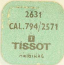 TISSOT CAL. 794, 2571  FEDER FÜR TAGESSCHEIBE  PART No. 2631  ~NOS~