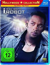 I, ROBOT (Will Smith, Bridget Moynahan) Blu-ray Disc NEU+OVP