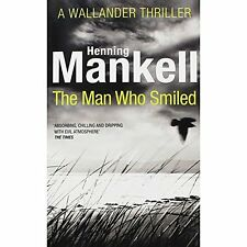 HENNING MANKELL __ THE HOMBRE WHO SONRIÓ_____ NUEVO