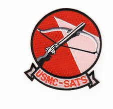 USMC Stats - Cross bow with jet BC Patch Cat. No. C5628