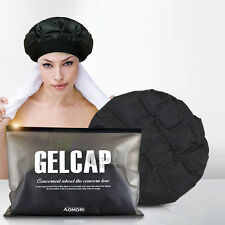CORDLESS Hair Thermal Spa Professional Conditioning Heat Gel Cap Wrap Therapy