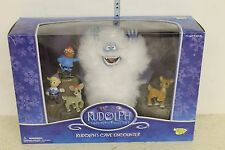 Rudolph the Red Nose Reindeer Rudolph's Cave Encounter Figure Set