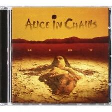 ALICE IN CHAINS - DIRT  CD 13 TRACKS METAL NEU