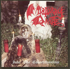 Mortuary Drape - Into The Catachthonium ++ CD ++ NEU !!