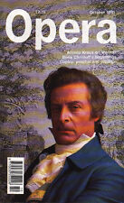 Opera Magazine 1991 Oct :  ALFREDO KRAUS, JOHN COPLEY, ANTHONY BLISS, RICHARD LE