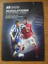 2012/2013 la Liga de fútbol: reglamentos & extractos para la información de Pla