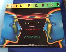 PHILIP K. DICK: PROMOTIONAL DISPLAY EASEL- FULL COLOR DISPLAY