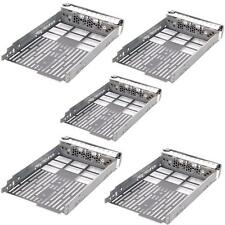 LOT5 For DELL POWEREDGE G302D T710 F238F R710 T610 SAS HARD DRIVE CADDY TRAY 3.5
